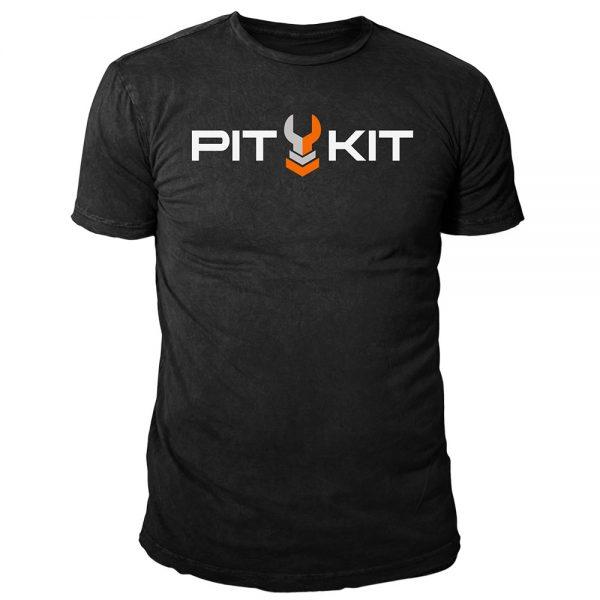 PitKit Logo Tee
